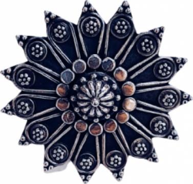 Inel de argint Soare de la Dixi Bijou Srl
