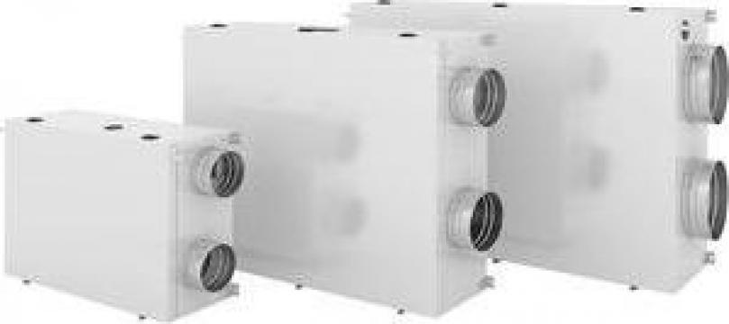 Sistem de ventilatie Duplex 170, 370, 570 EC5 de la Sc Soreva Impex Srl