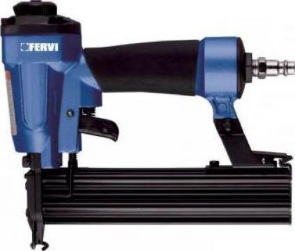 Capsator pneumatic pentru cuie fara floare 0588/6 de la Proma Machinery Srl.