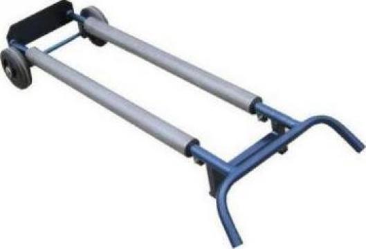 Carucior - derolator pentru tabla RD-150 de la Proma Machinery Srl.