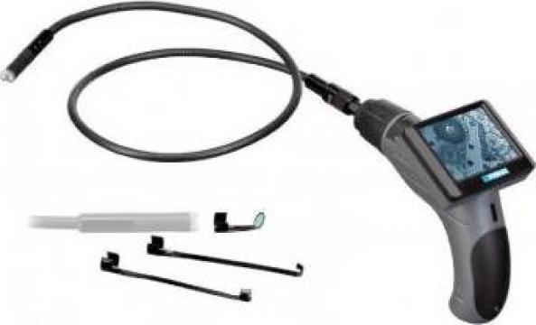 Endoscop cu LCD E022/12 de la Proma Machinery Srl.