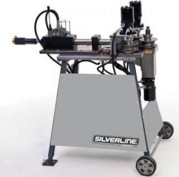 Masina de indoit profile Vario-Bender de la Proma Machinery Srl.