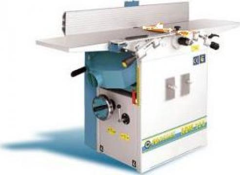 Masina pentru rindeluire si degrosare Nikmann ADM 320 de la Proma Machinery Srl.