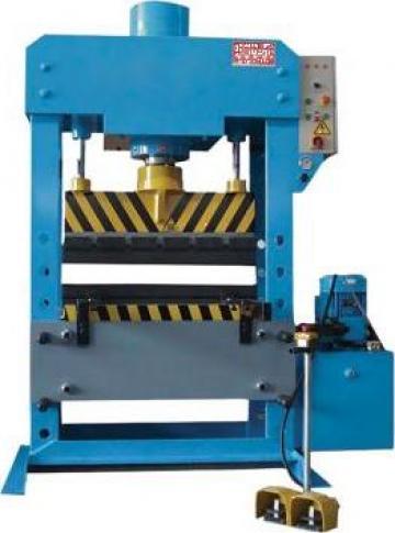Presa hidraulica pentru atelier mecanice HPB/150 de la Proma Machinery Srl.
