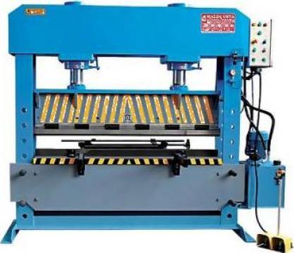 Presa hidraulica pentru atelier mecanice HPB/250 de la Proma Machinery Srl.