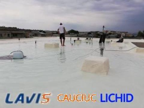 Hidroizolatii balcoane, bai, terase bloc de la Lavisim