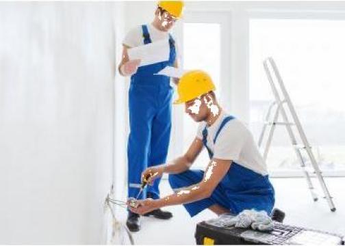 Curs electrician in constructii de la Profesional New Consult