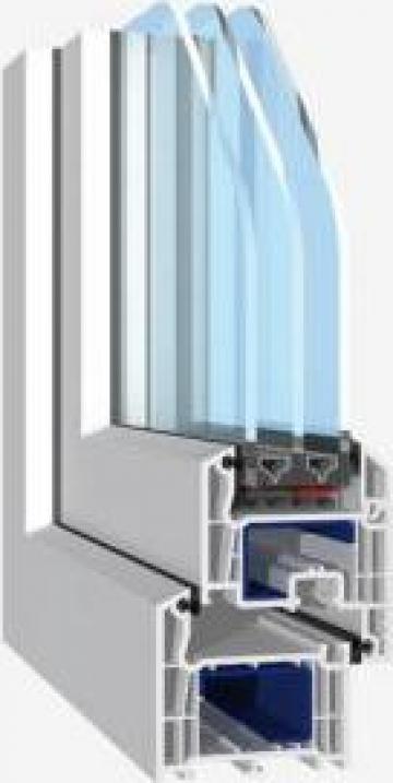 Tamplarie PVC Salamander Bragmann bluEvolution 73 de la Window Solution Srl