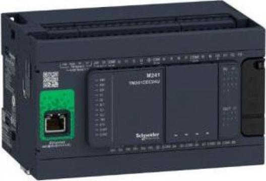 Automat programabil, TM241CE24R de la Technosam Srl