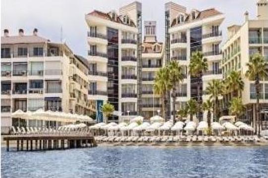 Sejur cu autocar in Marmaris Hotel Poseidon 4* de la Angelina Voiaj SRL