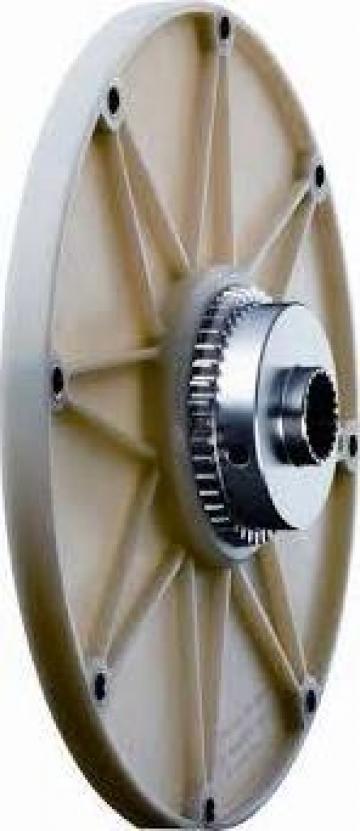 Cuplaj elastic angrenare pompa hidraulica de la Terra Parts & Machinery Srl