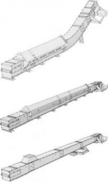 Transportoare cu lant - Redler