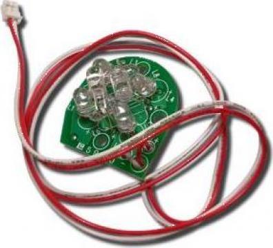 Modul display cu led-uri receptor Telecrane F24-60 de la S.c. Professional It S.r.l.