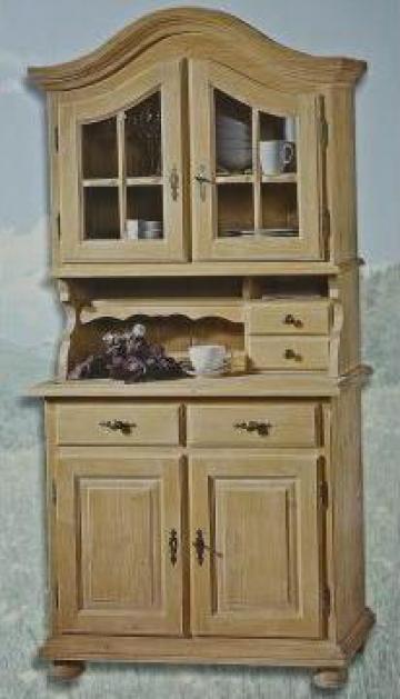 Bufet lemn masiv III de la Brenda Comserv Srl