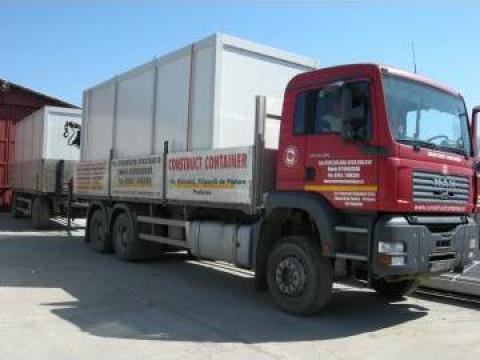 Containere pentru situatii de urgenta