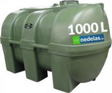 Rezervor multifunctional de stocare apa 1000 litri de la Nedeias Com Srl