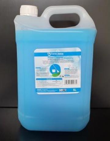 Detergent pardoseli parfum fresh Thomas Maister 5l de la Cristian Food Industry Srl.