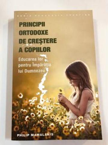 Carte, Principii ortodoxe de crestere a copiilor de la Candela Criscom Srl.