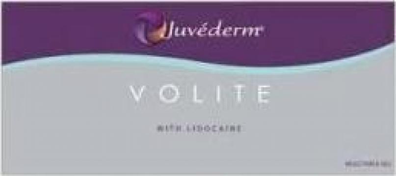 Acid hialuronic Juvederm Volite, 2sr x 1ml/sr de la Quick Pharma Srl