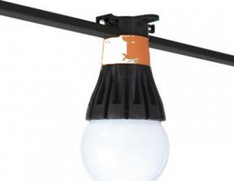 Bec LED terase dimabil IP67