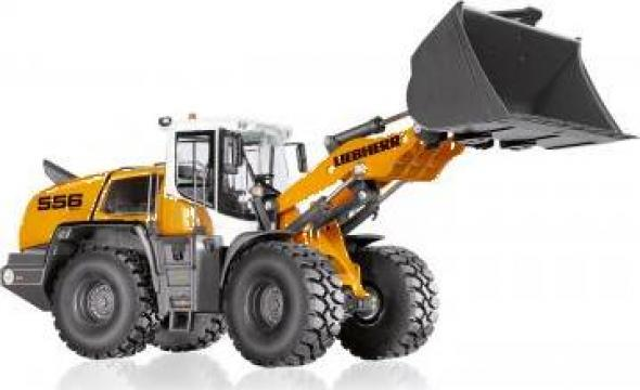 Piese incarcatoare Liebherr - L506 L507 L508 L509 L514 L518 de la Terra Parts & Machinery Srl