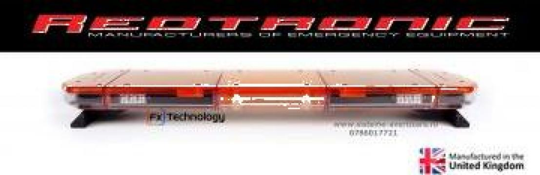 Rampa luminoasa girofar de la Tehnic & Emergency Light Srl