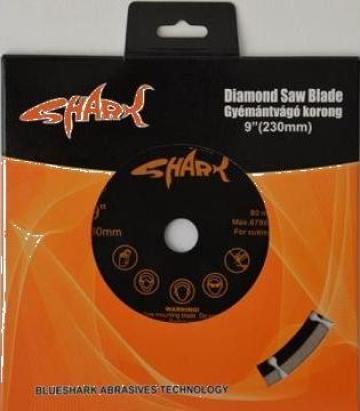 Disc diamantat Uni 180x22 Shark de la Tehnic Depo Srl