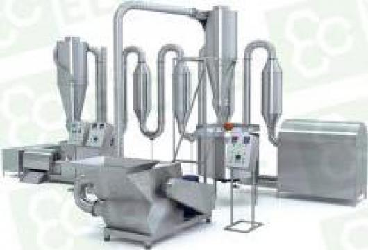 Linie de productie brichete Pini-Kay 250 kg/h de la Brichete Elcris Srl