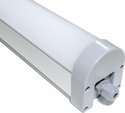 Profil LED aluminiu AL540 IP65 de la Uberled