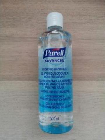 Dezinfectant de maini Purell Advanced 500 ml, flacon cu capa de la Best I.l.a. Tools Srl