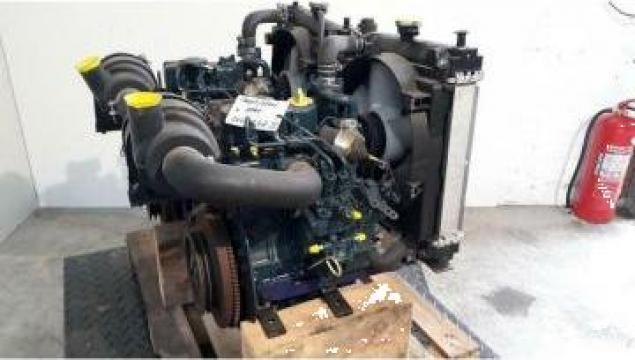 Motor reconditionat Kubota Z482 de la Terra Parts & Machinery Srl