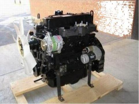 Motor Yanmar 4TNE98 - nou de la Terra Parts & Machinery Srl