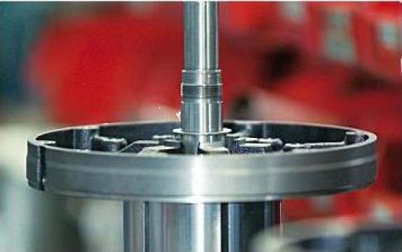Pompe de vid cu palete radiale de la Exsteel Engineering Srl