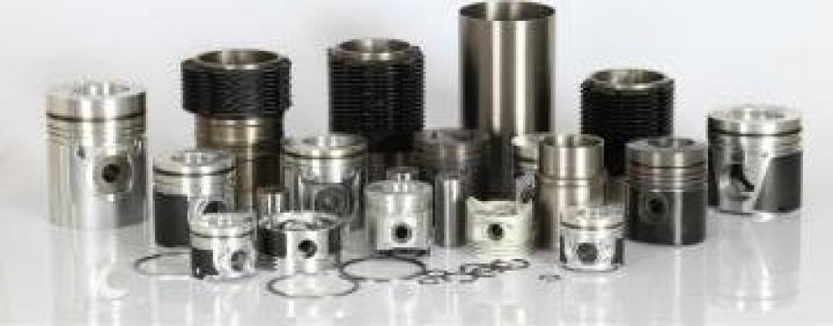 Set motor Liebherr D9406 de la Terra Parts & Machinery Srl