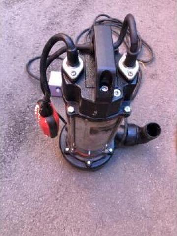 Reparatie pompa centrifuga cu bobinaj motor