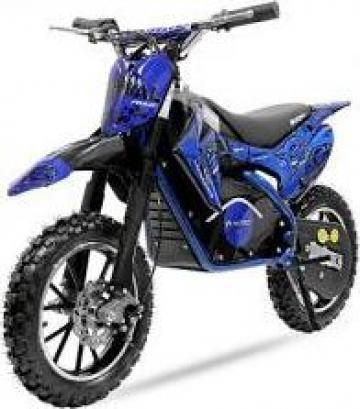 Jucarie motocicleta electrica copii Nitro Eco Serval 500W
