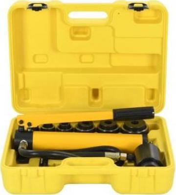 Set instrumente hidraulice de sertizare, 22 - 60 mm de la Vidaxl