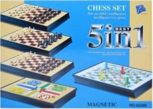 Joc magnetic 5:1 - Chess Set
