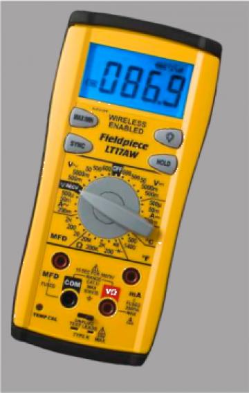 Multimetru digital de la Ab Tehnic Profesional SRL