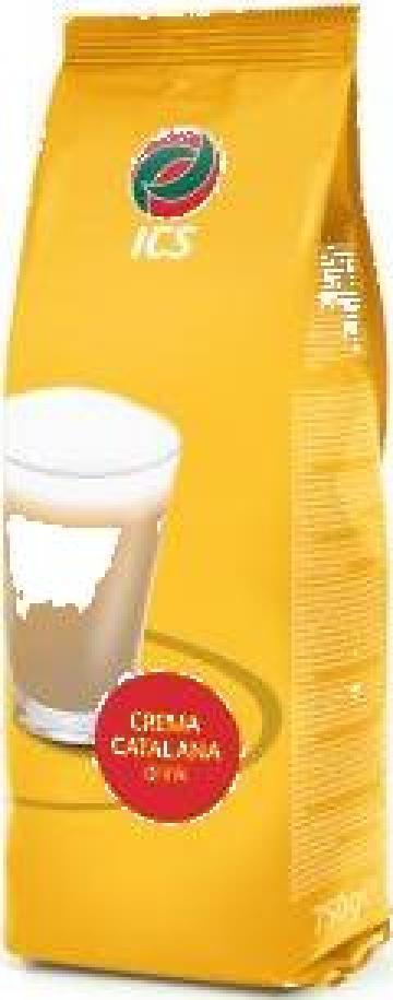 Bautura cu gust Crema Catalana ICS de la Dual Vending Srl