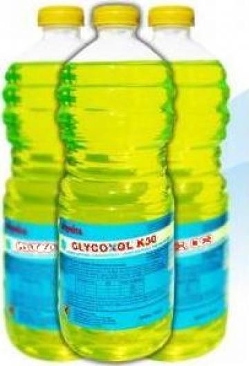 Antigel concentrat verde G11, 1 kg de la Emcom Invest Serv Srl
