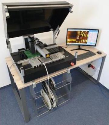 Echipament automat pentru plantare componente SMT