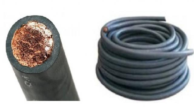 Cablu de sudura flexibil H01N2-D de la Furitech Srl