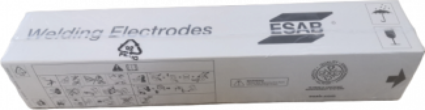 Electrozi rutilici 6013 Xpert, Esab, otel 2,5 x 350 mm de la Sudometal Srl