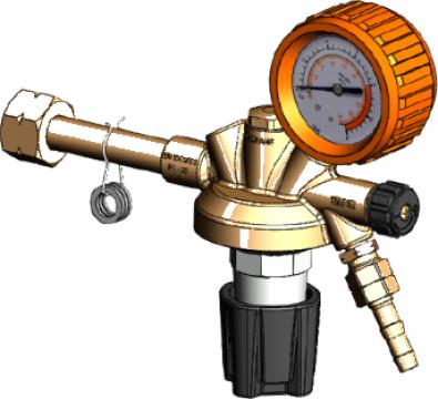 Reductor presiune propan/butan Yildiz