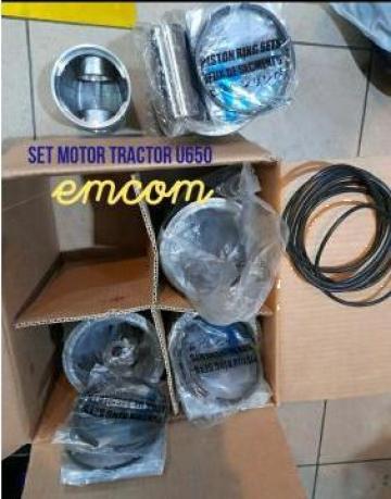 Set motor tractor U650 de la Emcom Invest Serv Srl