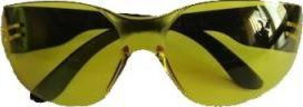 Ochelari de protectie Parweld P3400A, galben de la Sudometal Srl