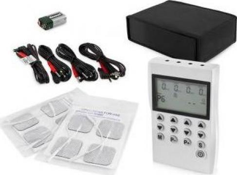 Electrostimulator profesional Tens si EMS de 4 canale de la Startreduceri Exclusive Online Srl - Magazin Online - Cadour