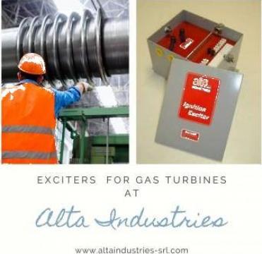 Solenoizi turbine Double HDGas de la Alta Industries