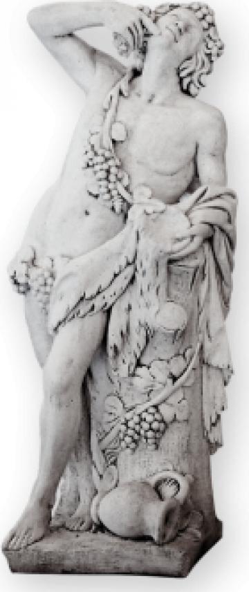 Statuie gradina Bachus S31 de la Cementarte Srl